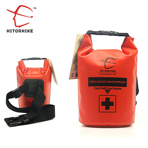 2L Waterproof Portable Medical Bag For First Aid Emergency Kits Dry Bag