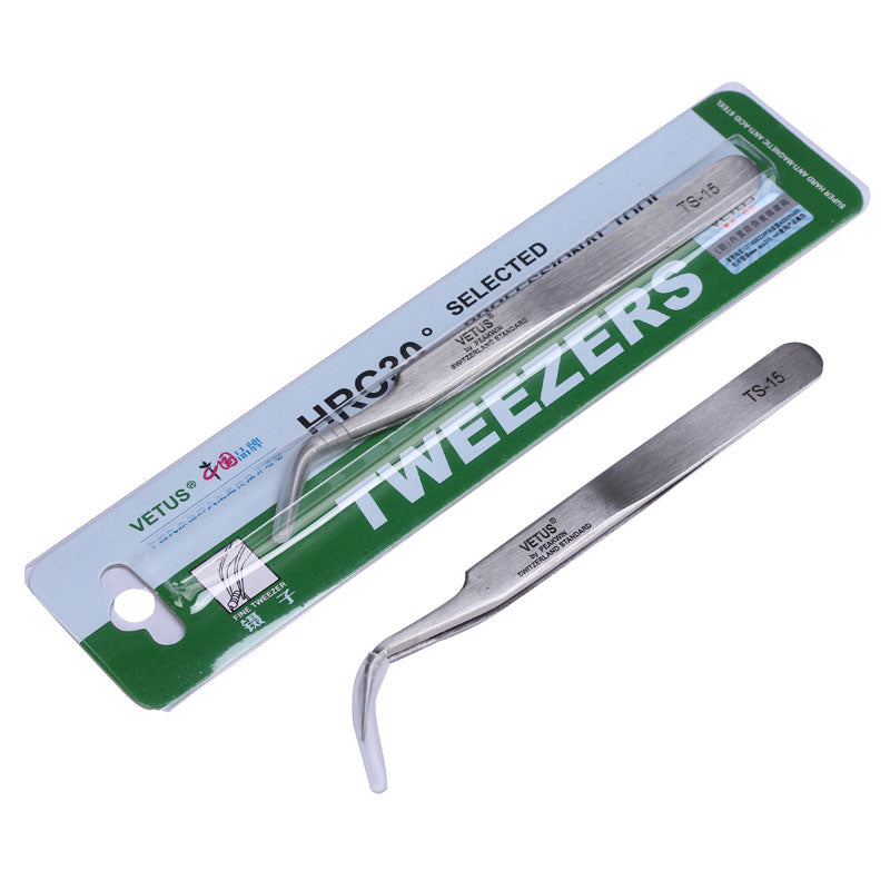 10 Pcs Vetus Switzerland Tweezers Electrician Hand Tools