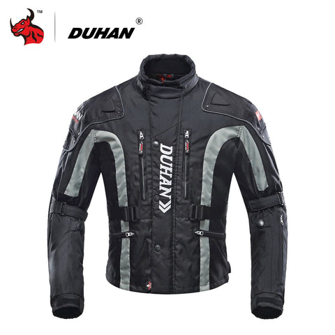 Men's Motorcycle Jacket Cold-proof Oxford Cloth 4 Colors