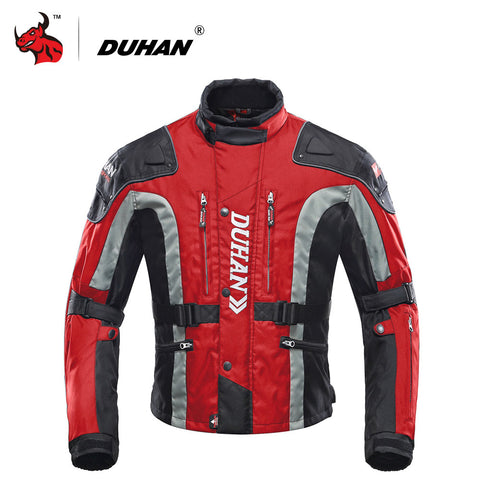 Motorcycle Biker Jacket Cold-proof 600D Oxford