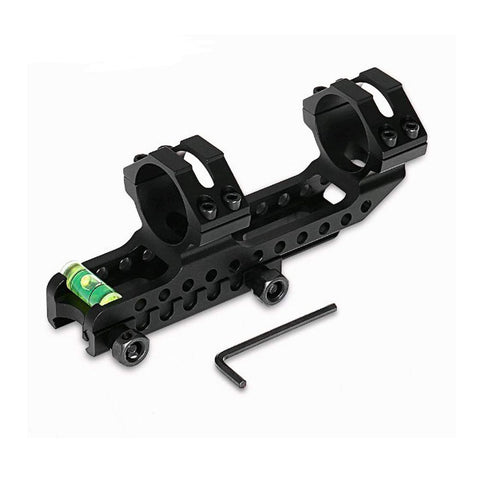 "Extend Dual Ring AR15 M4 M16 Scope Mount 1"" 25.4mm/30mm"