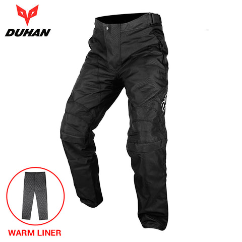 Motorcycle Pants Cold-proof Windproof Cotton Liner Trousers