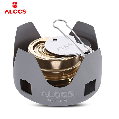 Mini Outdoor Camping Alcohol Burner Stove