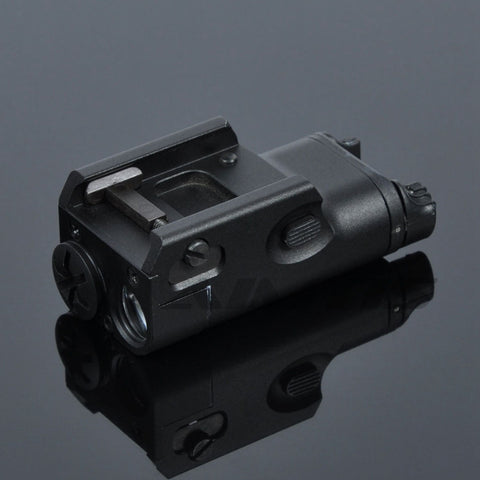 Tactical XC1 Pistol Light Mini LED Flashlight Ultra Compact Shockproof For Glock 17 18C