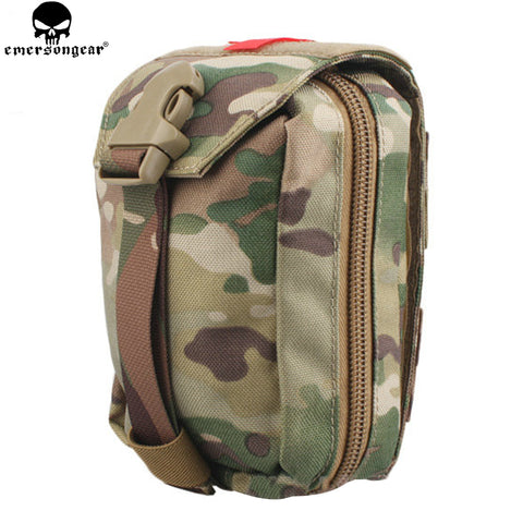 Tactical First Aid Pouch Molle Kit Medical Bag