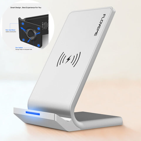 Cellphone Fast Wireless Charger For iPhone Samsung Galaxy 5V 2A