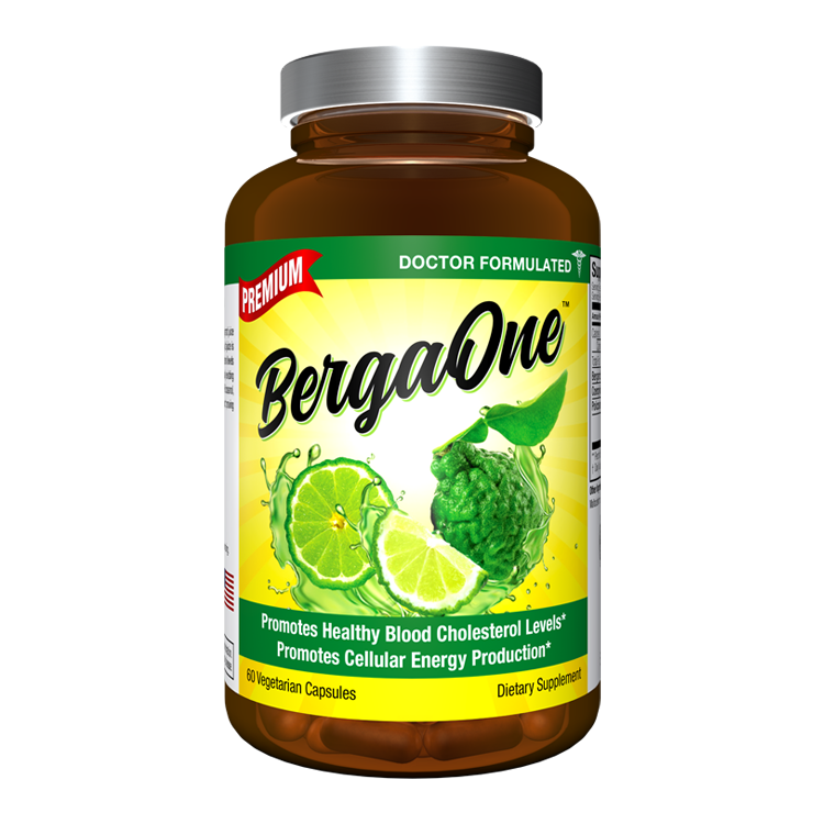 BergaOne - 60ct Bottle
