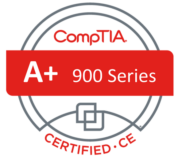 CompTIA A+ 900 Series (Online Course)
