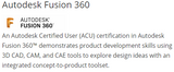 Autodesk Certified User Exam (ACU)