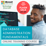 MTA - Database Administration Fundamentals (Online Course)