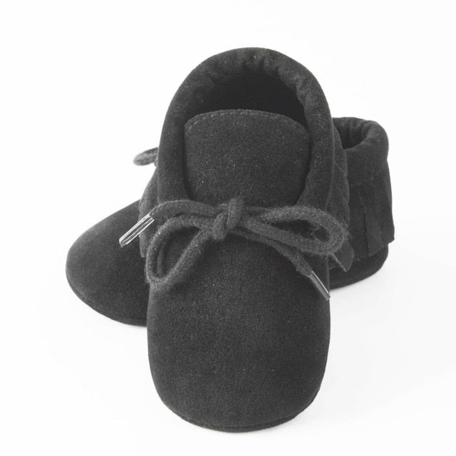 (FREE) Baby Moccasins