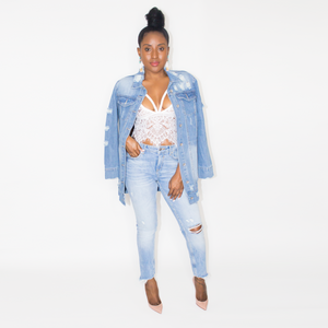 Not Your Boyfriend's Denim Jacket