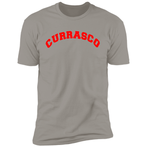 Currasco Fire Red T-shirt