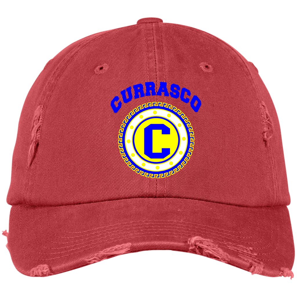 Blue Gold Dad Hat