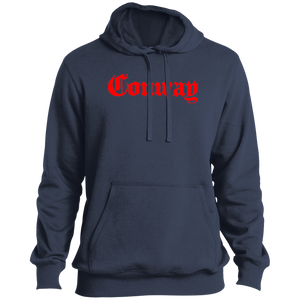 Conway Fire Red Pullover Hoodie