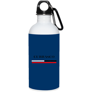 Currasco 20 oz. Stainless Steel Water Bottle