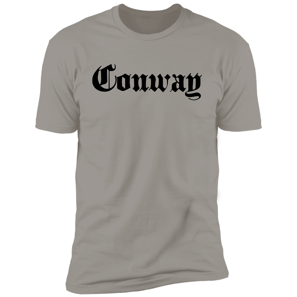 "Conway ""Black King"" SS Graphic Tee"