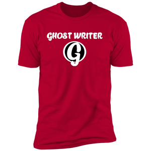 Ghost Writer Short Sleeve Graphic Tee