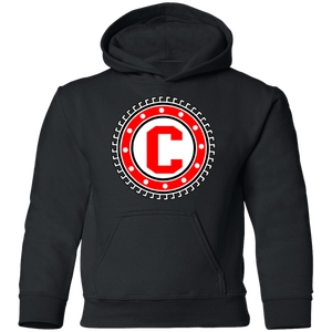 Crimson Gladiator Youth Pullover