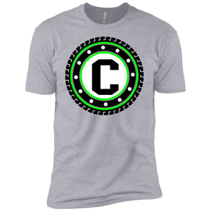 Emerald Gladiator Cotton Youth Shirt