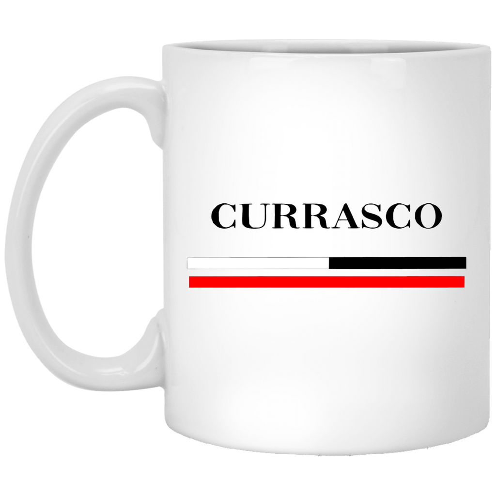 The Currasco 11 oz.  Mug