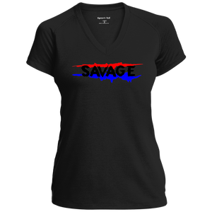 Savage A-Team Womens Graphic Tee