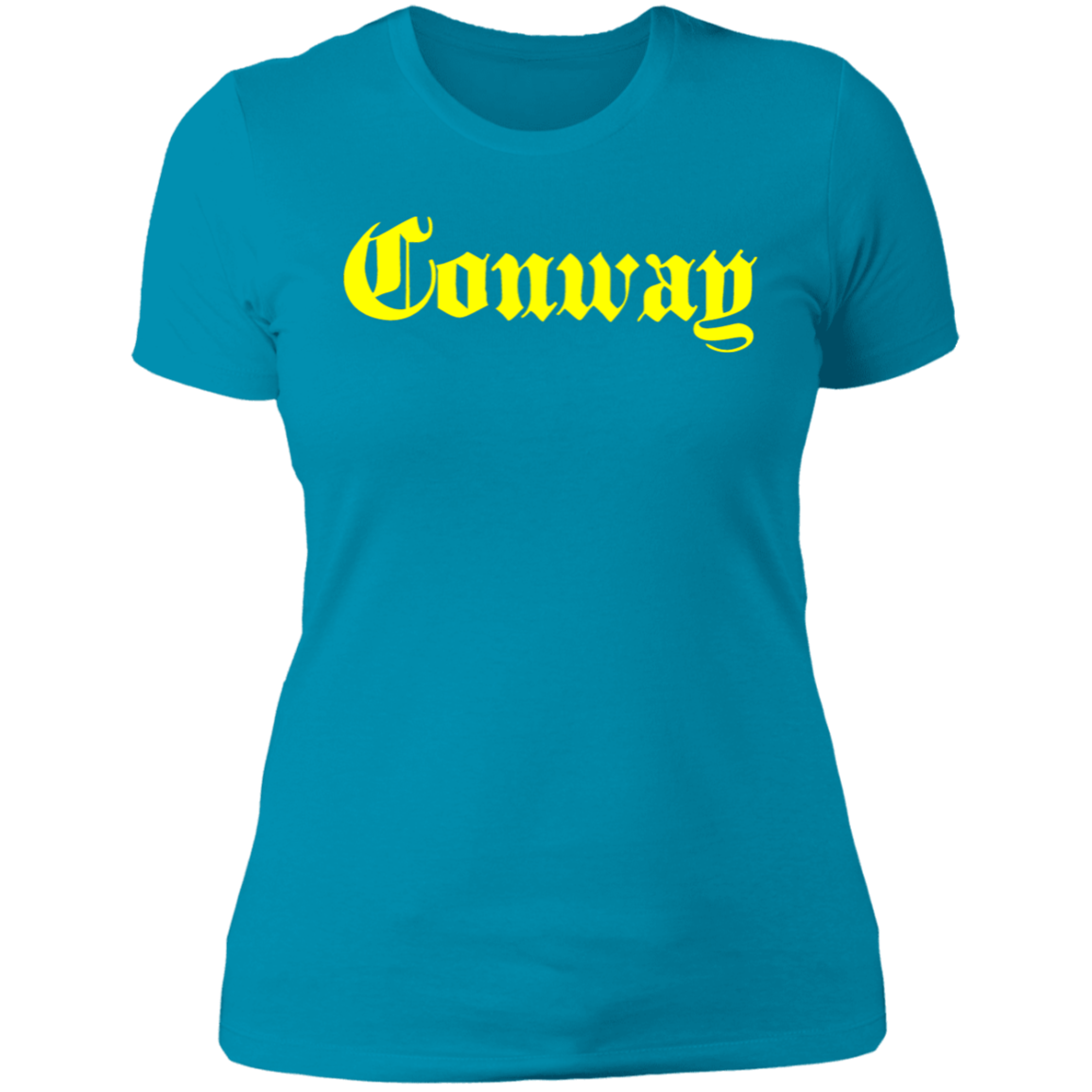 "Conway ""Golden Key""  Womens Graphic Tee"