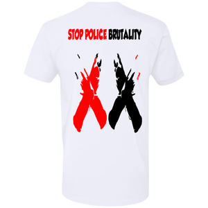 Stop Police Brutality Graphic Tee
