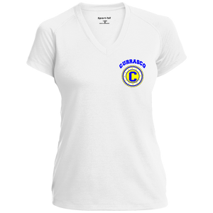 Blue Gold Ladies' Performance Tee