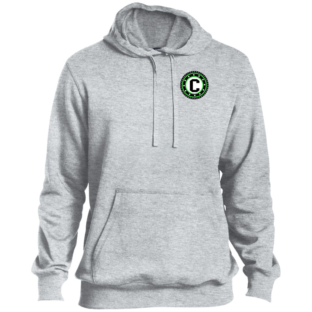 Emerald Stamped Sweatshirt