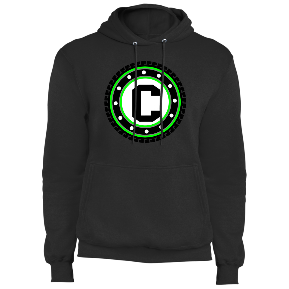 Emerald Fleece Sweatshirt