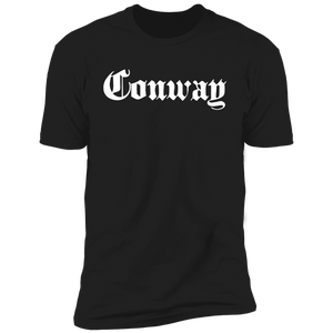 Conway White Sand Short Sleeve Graphic Tee
