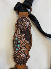 Tooled Halter