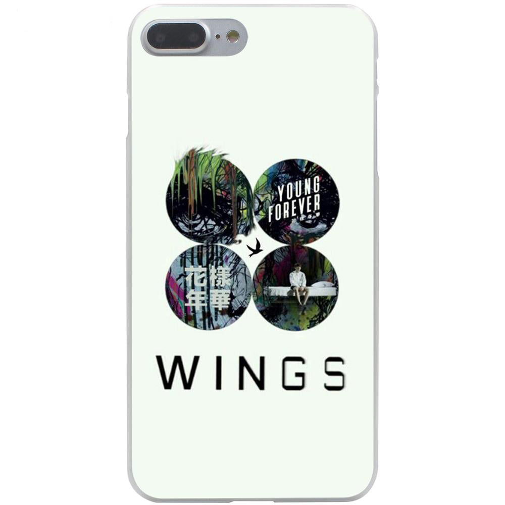 Wings V2 iPhone Case