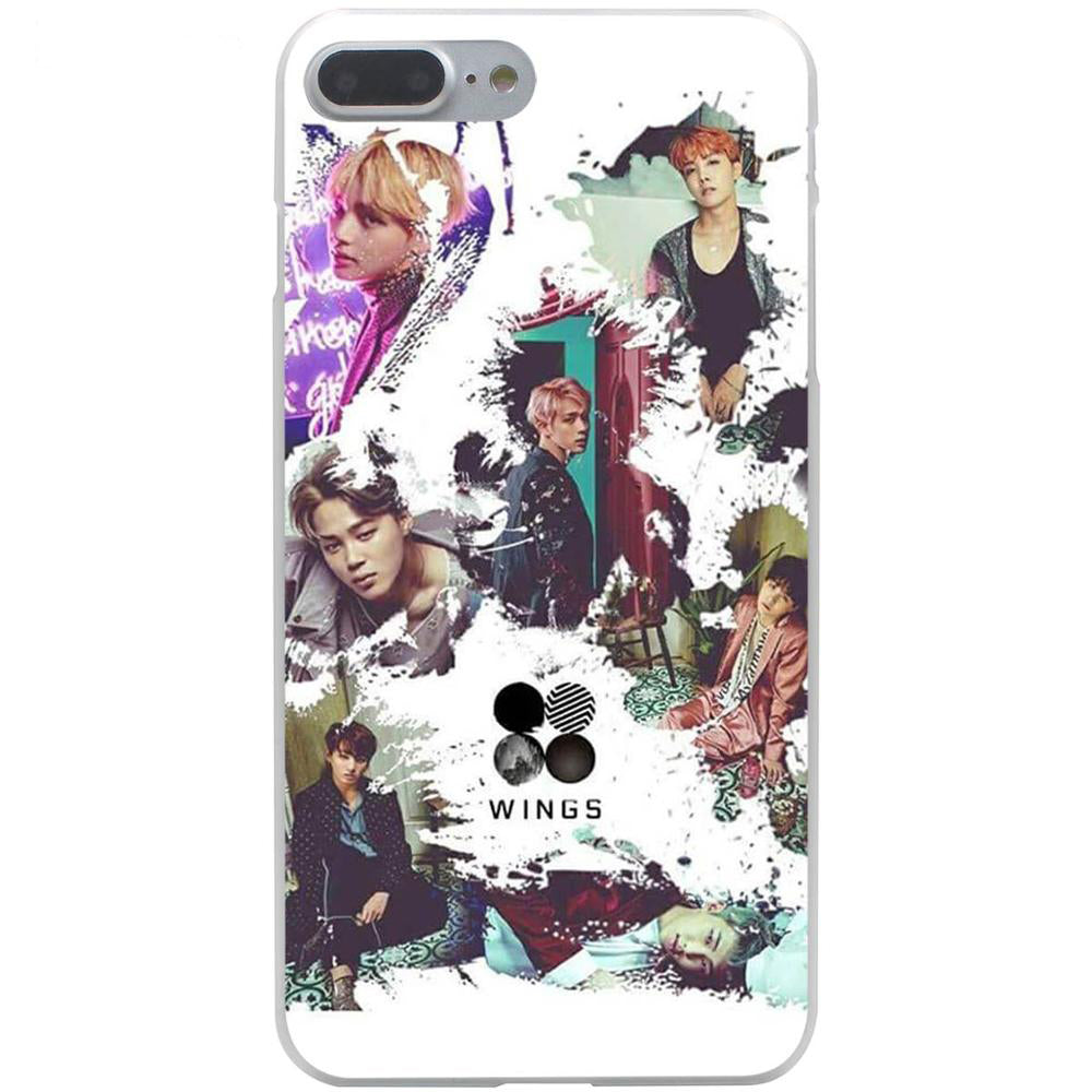 Animated Wings V4 iPhone Case