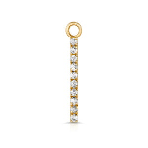 Diamond Stick Charm
