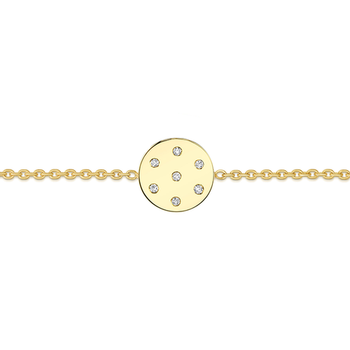 Diamond Dot Bracelet