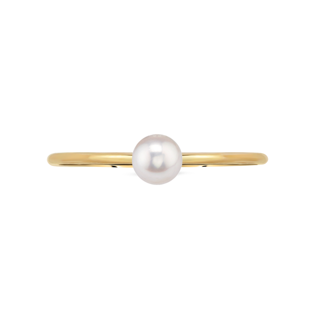 Mini Pearl Ring
