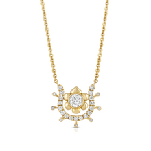 Diamond Suzani Necklace