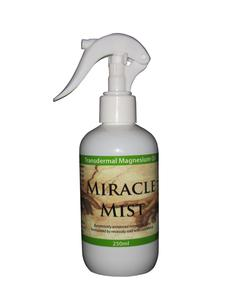 Miracle Mist Spray Transdermal Magnesium Oil
