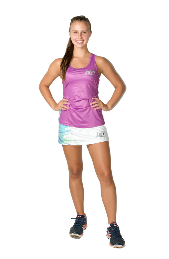 Ladies 'Splosh' Purple Outfit