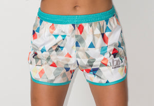 Ladies Shorts - 'Train in Comfort'
