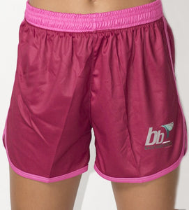 """Train in Comfort"" Shorts"