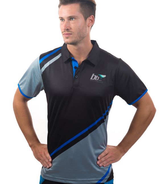 Mens 'BB Polo 2'