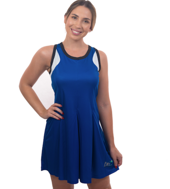 Blue Jay Dress