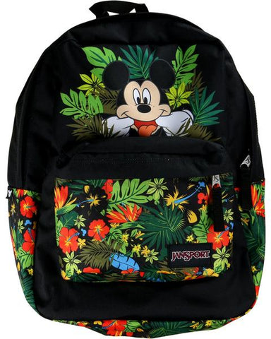 High Stakes Mickey Tropical Backpack