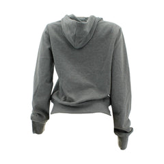 Floose - Women's Basic Fleece Hoodie Sweatshirt - Heather Grey - V.I.M. - 2