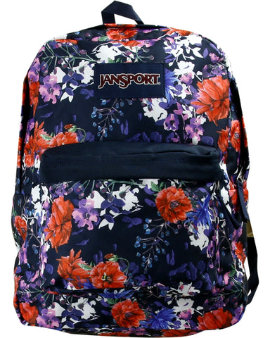 Floral High Stakes Backpack