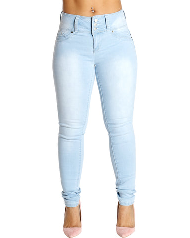ANNA MID RISE JEANS