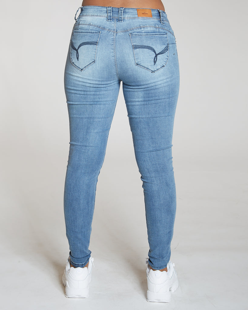 Metta Colombian Push Up Jeans